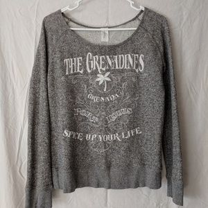 Tops - Sweatshirt